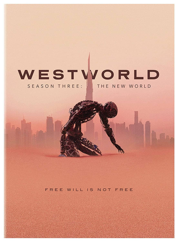 Westworld Season 3 DVD Cover