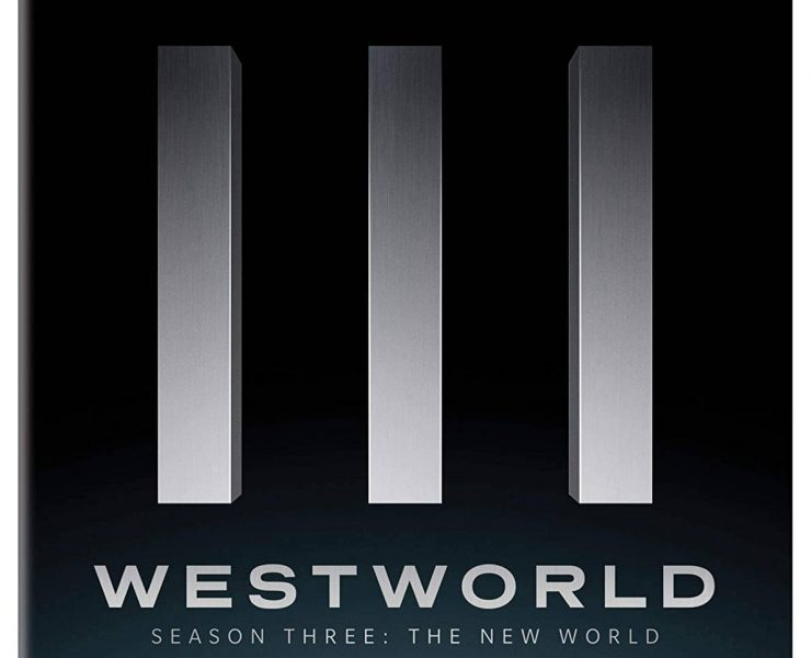 Westworld Season 3 4K Cover