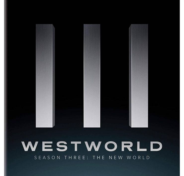 Westworld Season 3 4K Cover
