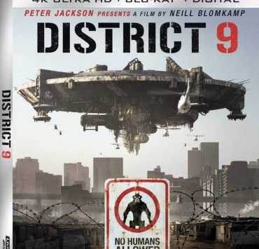 District 9 4K Cover Artwork