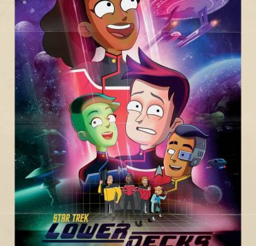 Star Trek Lower Decks Keyart Poster