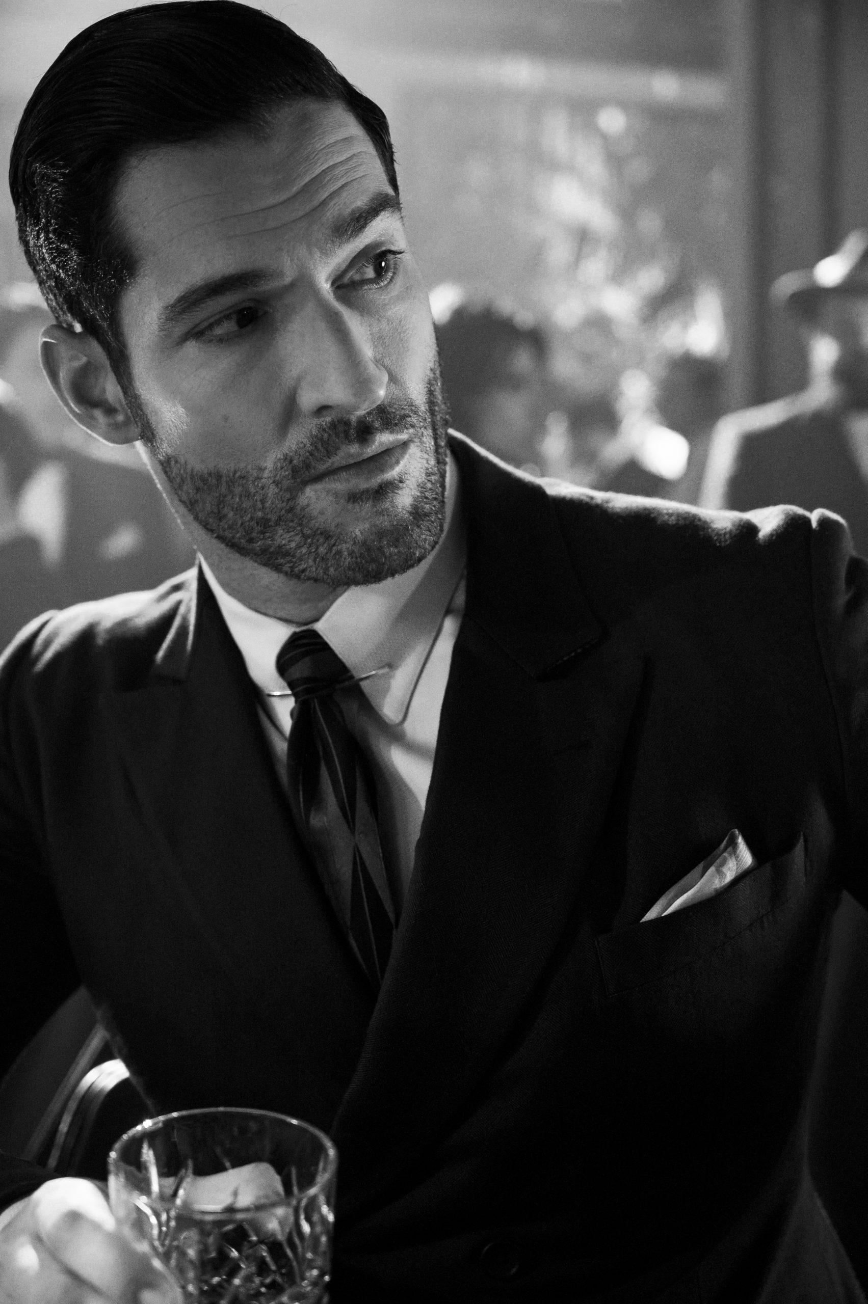 LUCIFER (L to R) TOM ELLIS as LUCIFER MORNINGSTAR in episode 504 of LUCIFER Cr. JOHN P. FLEENOR/NETFLIX © 2020