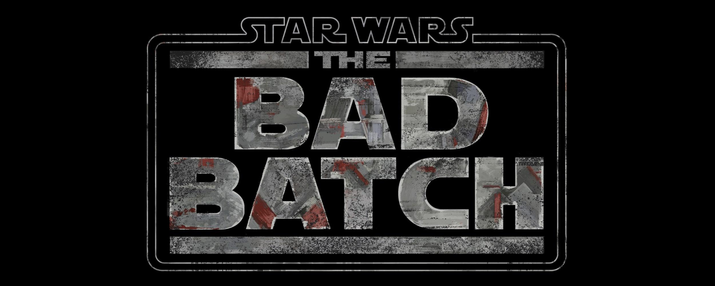 the_bad_batch star wars animated logo