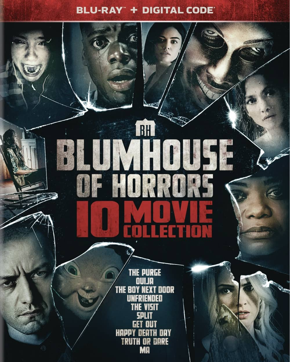 BD Blumhouse10MovieCollection Slipcase 2D