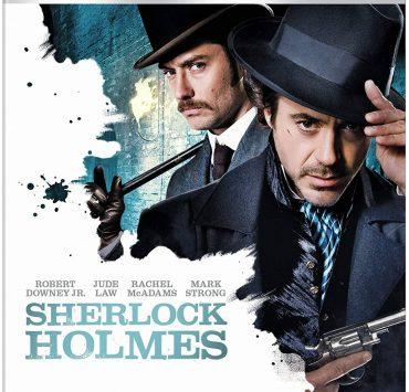 Sherlock Holmes 4K Cover
