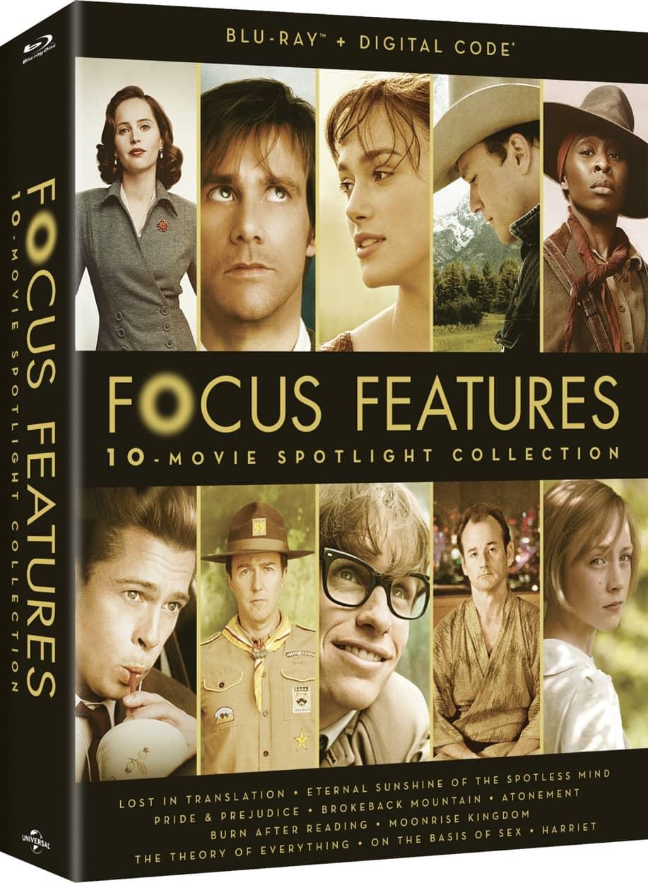 BD Focus10MovieCollection Slipcase 3D