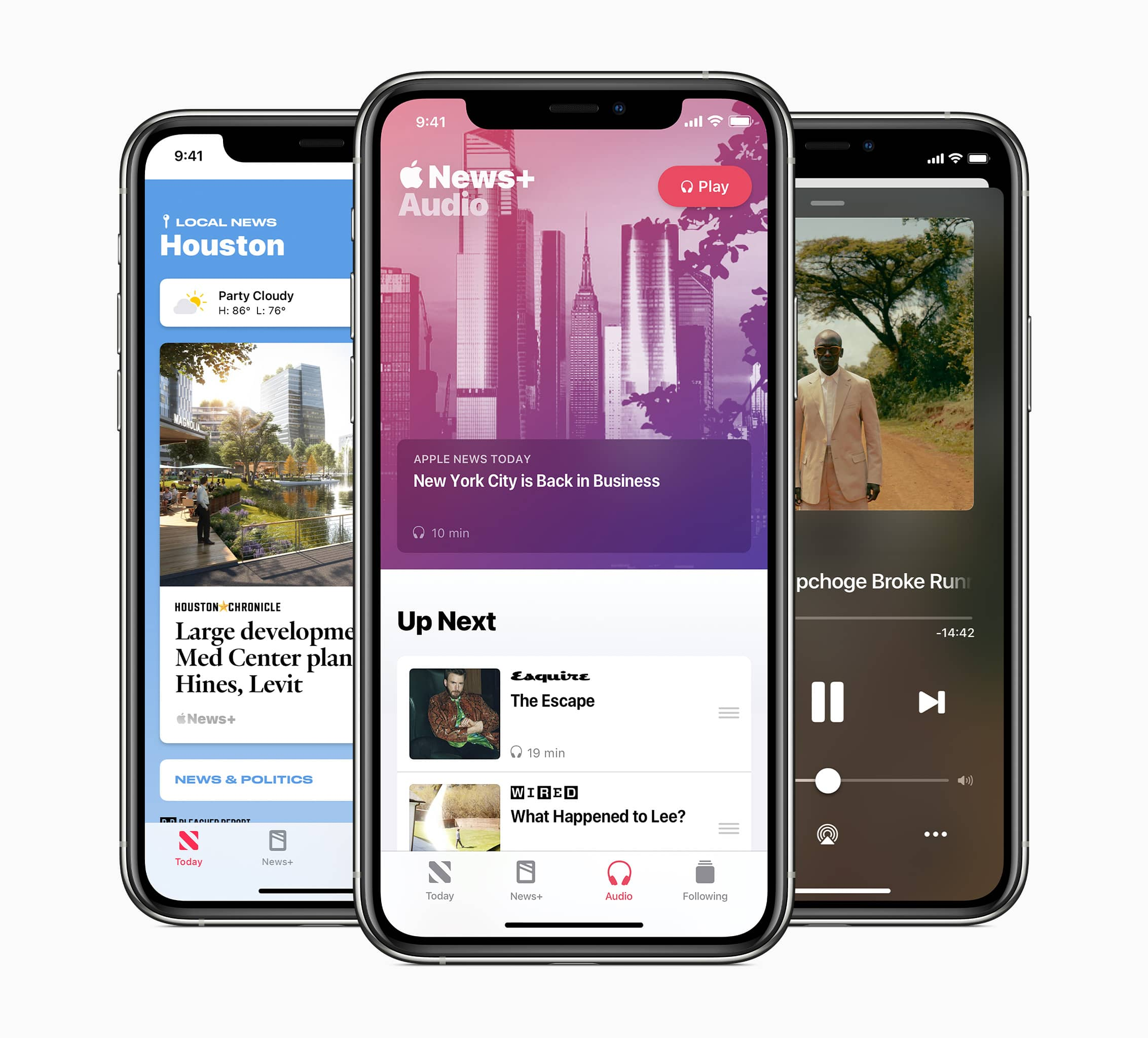 apple apple news update july apple news new features a 07152020