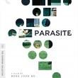 Parasite Criterion Collection Bluray Cover