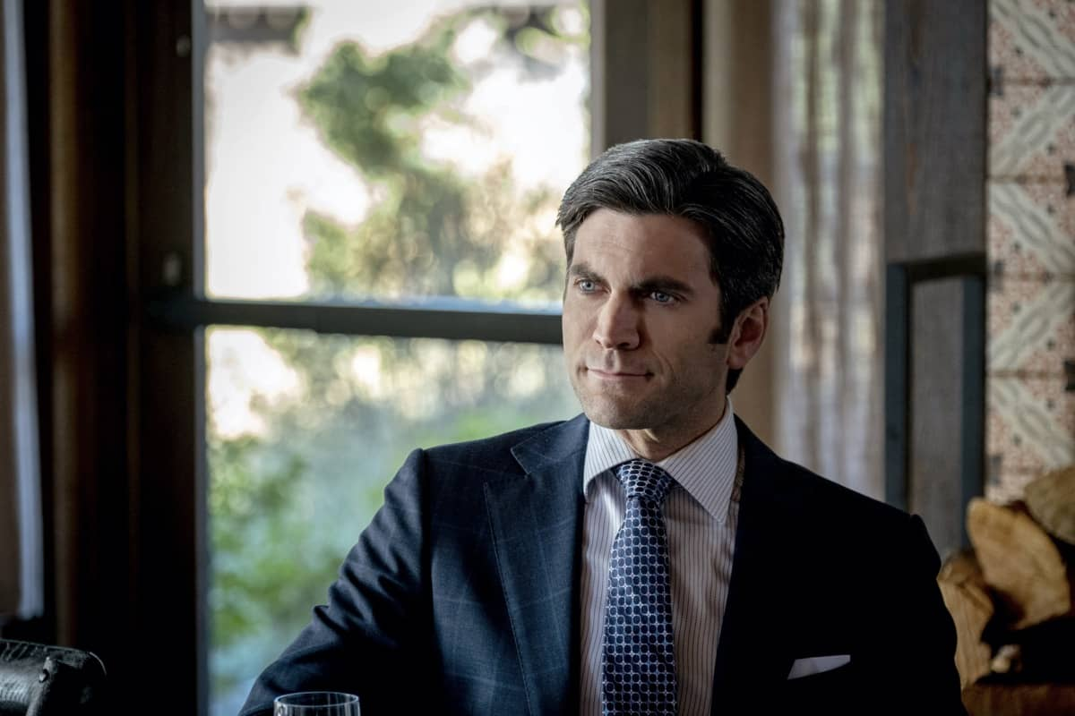 "Wes Bentley as Jamie Dutton. Episode 6 of Yellowstone - ""All for Nothing"" Premieres July 26th at 9 P.M. ET/PT on Paramount Network."