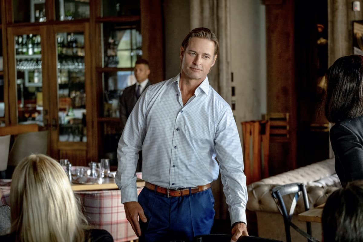 "Josh Holloway as Roarke Morris. Episode 6 of Yellowstone - ""All for Nothing"" Premieres July 26th at 9 P.M. ET/PT on Paramount Network."