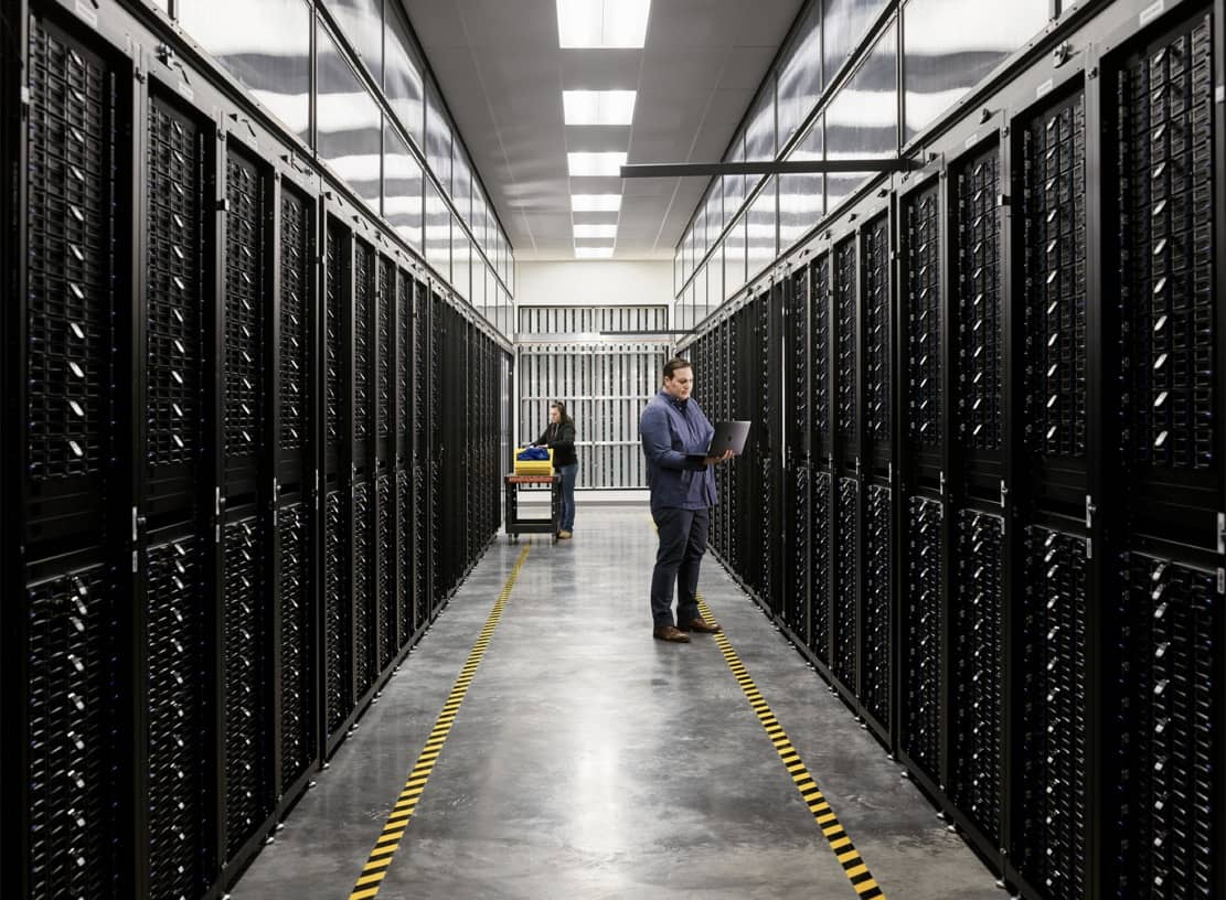 Apple commits 100 percent carbon neutrality for supply chain and products by 2030 datacenter or prineville 07212020