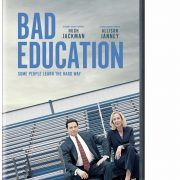 Bad Education DVD Box Cover Artwork