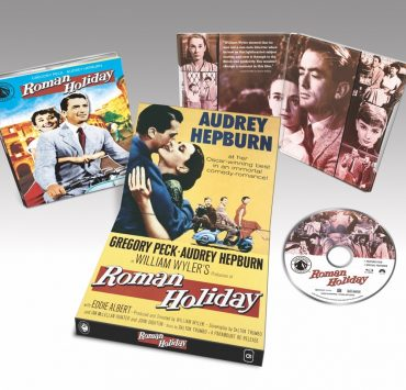 Roman Holiday Bluray