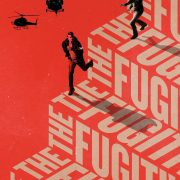 The Fugitive Poster Key Art Quibi