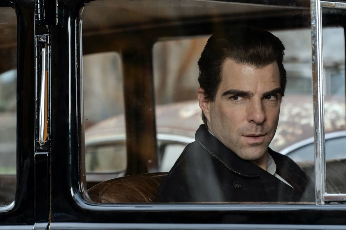 Zachary Quinto as Charlie Manx- NOS4A2 _ Season 2, Episode 6 - Photo Credit: Seacia Pavao/AMC