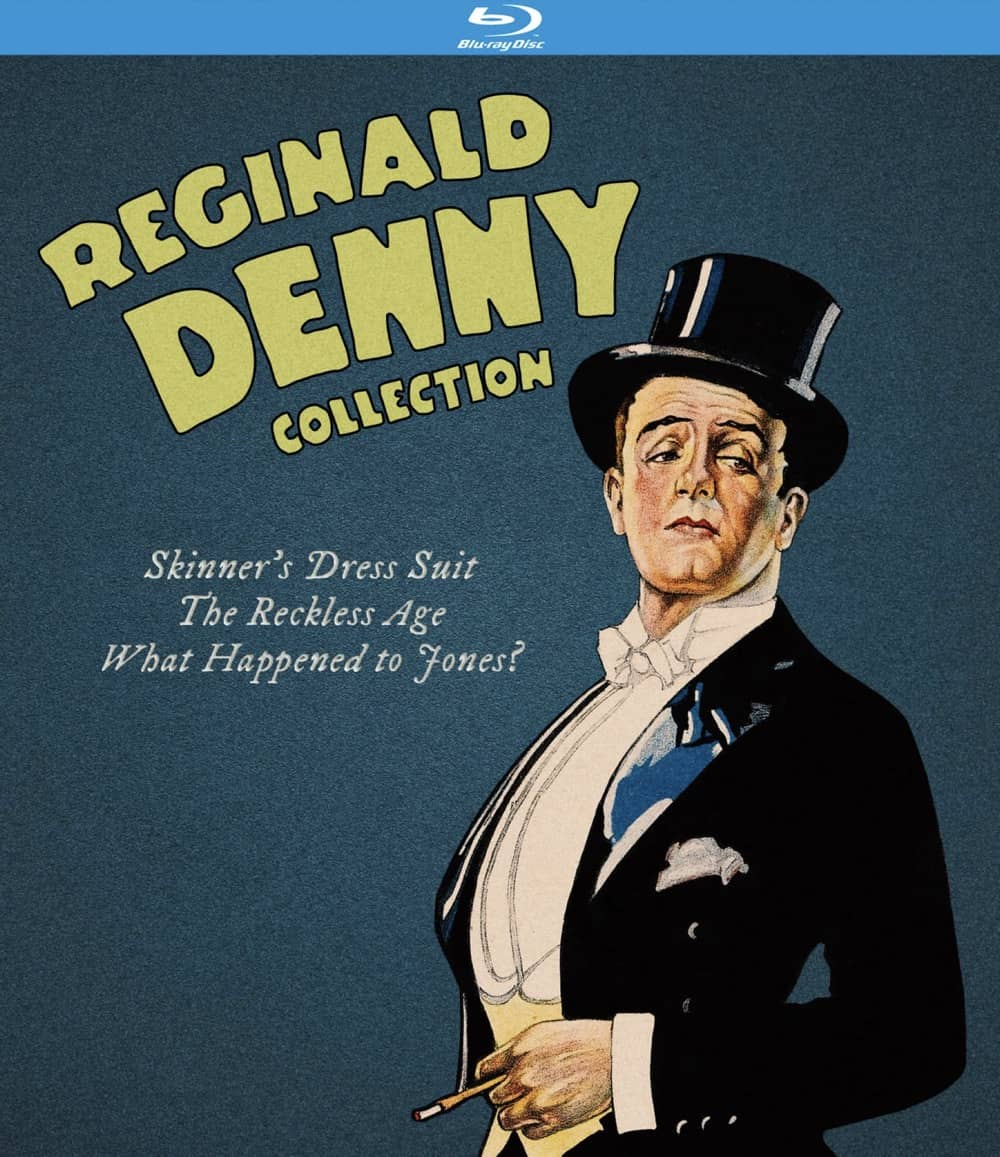 Reginald Denny Collection Bluray