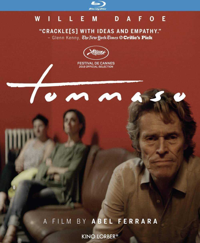 Tommaso Bluray Cover