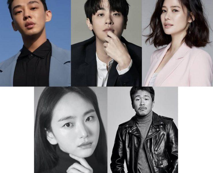 Hellbound Cast Korean Netflix