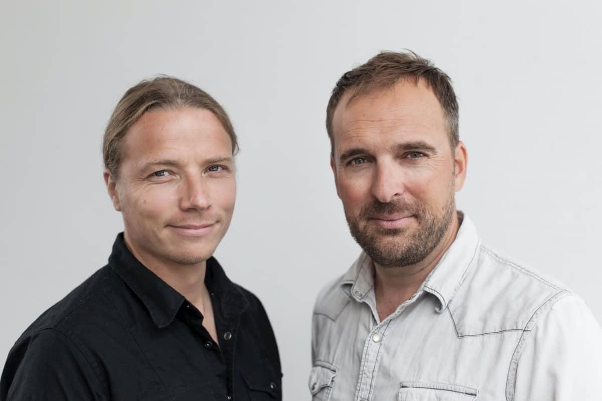 Jon Iver Helgaker and Jonas Torgersen