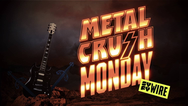 Keyart MetalCrushMonday