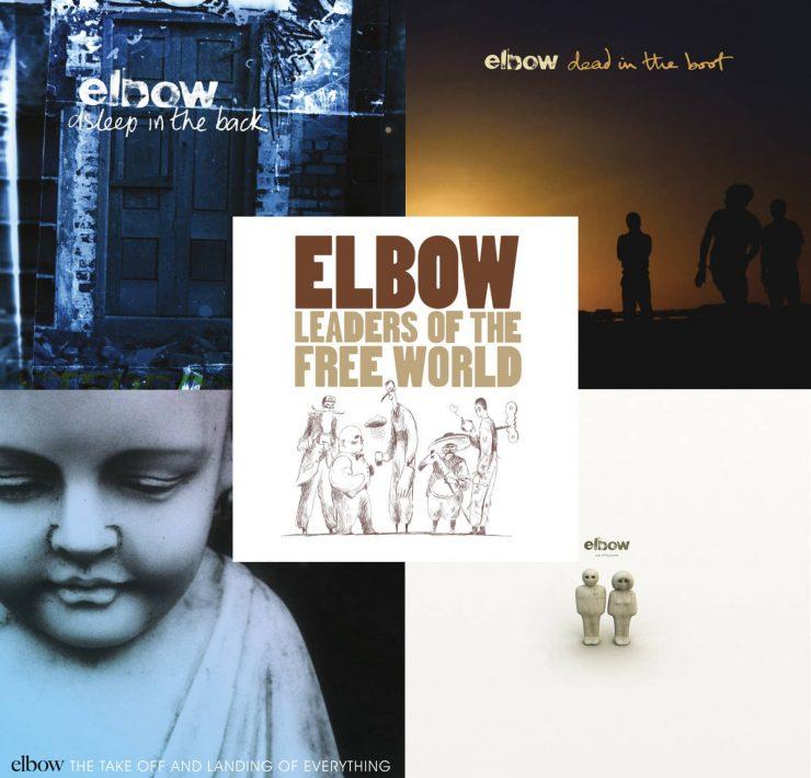 elbow vinyl
