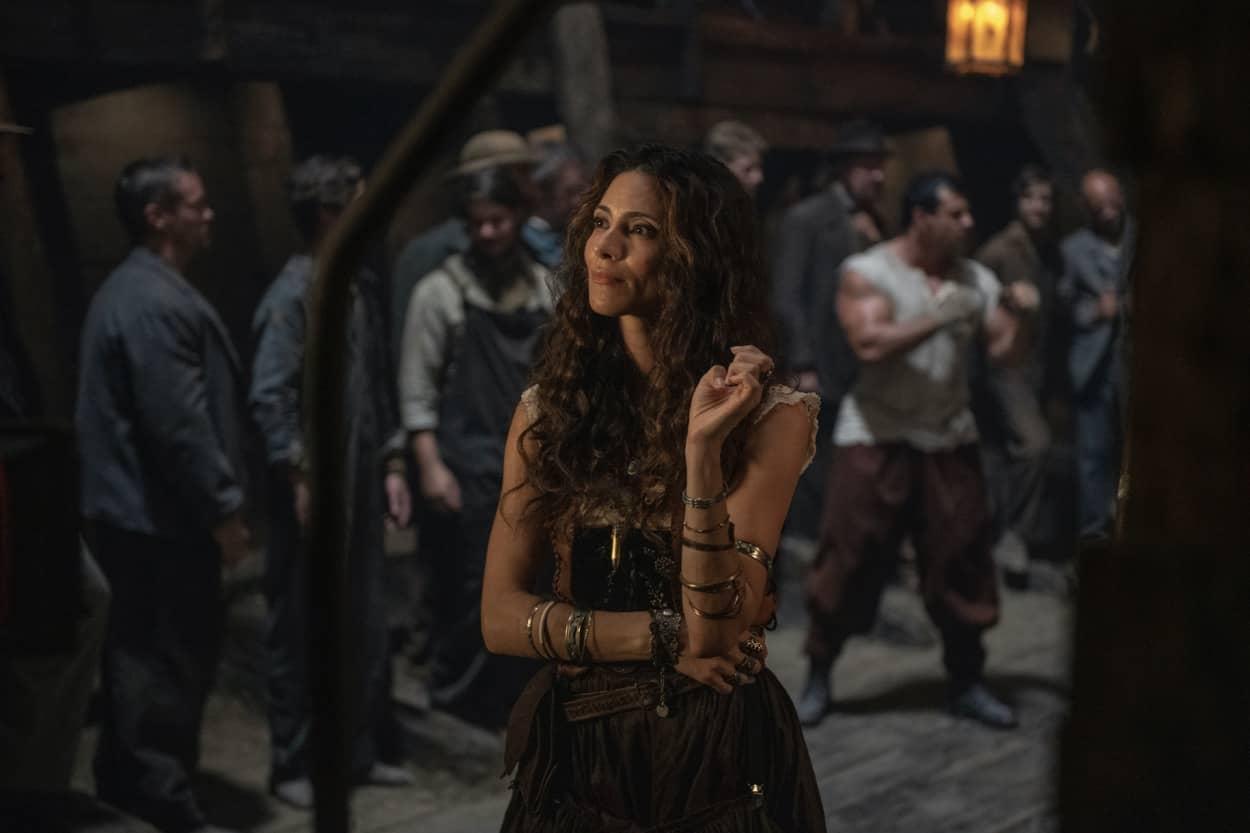 Warrior Season 2 Maria-Elena Laasi Photograph by David Bloomer/Cinemax