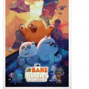 We Bare Bears The Movie DVD Cover