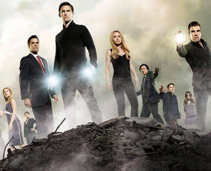 Heroes Cast TV Series