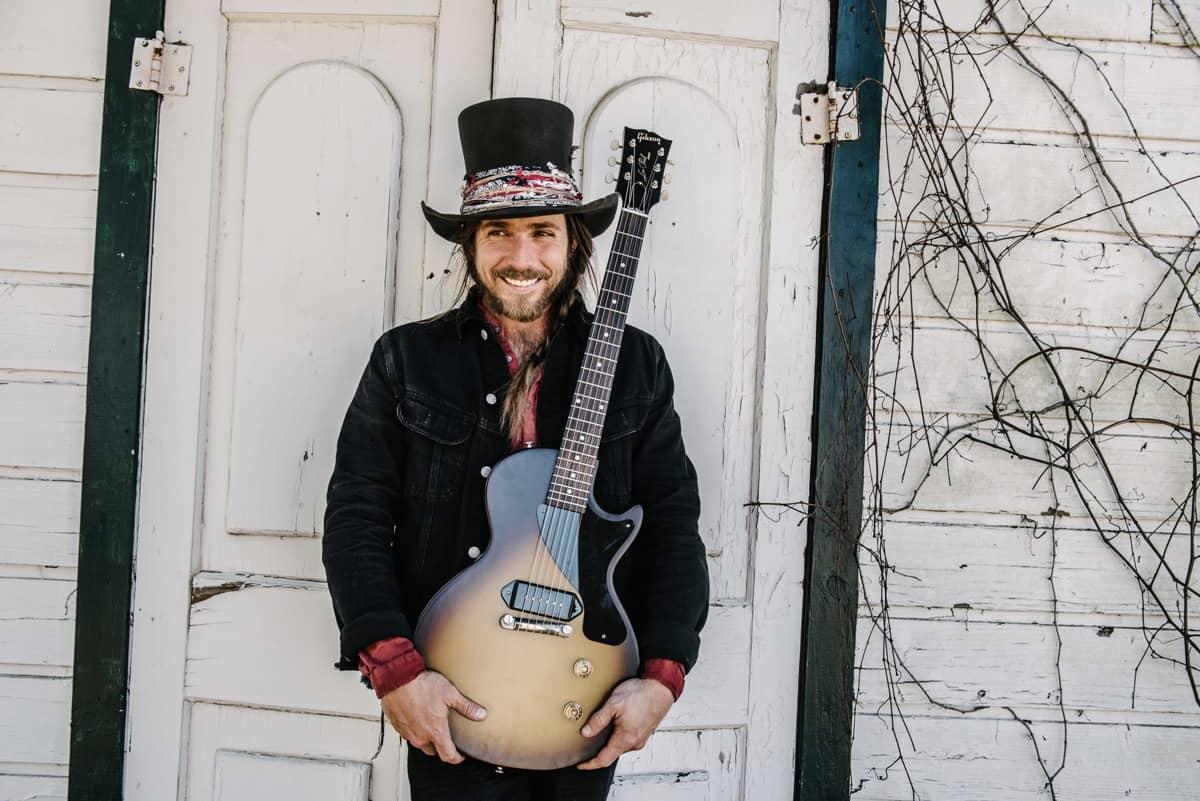 Lukas Nelson 56 Gibson Les Paul Junior