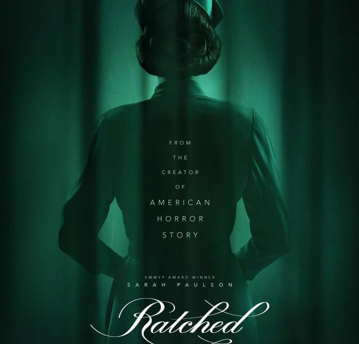 Ratched Poster Key Art Netflix
