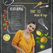 SELENA + CHEF Poster Key Art HBO Max Selena Gomez
