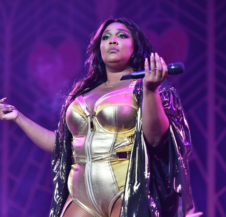 Lizzo In Concert