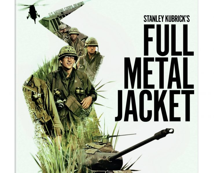 Full Metal Jacket 4K Cover