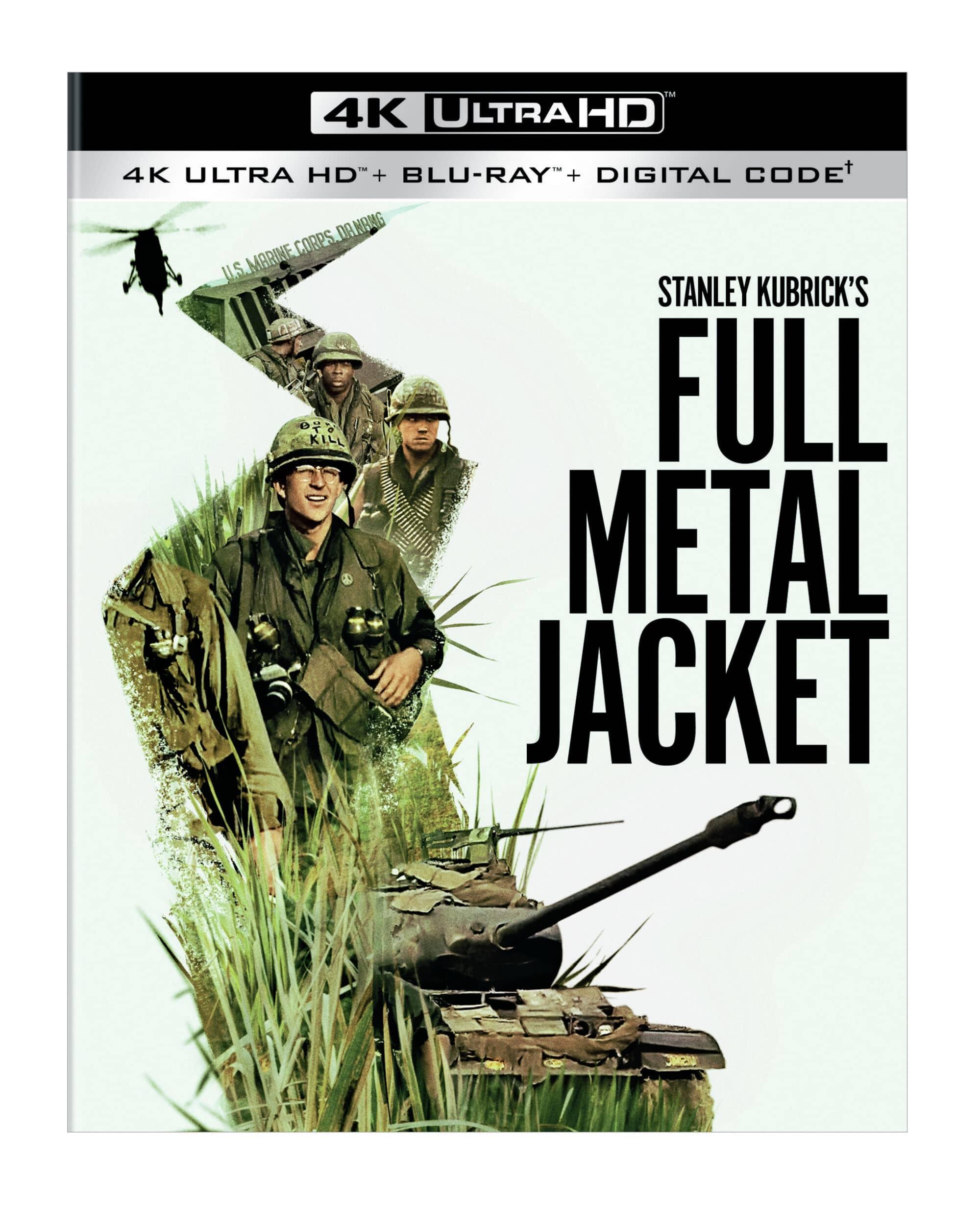 Full Metal Jacket 4K Cover