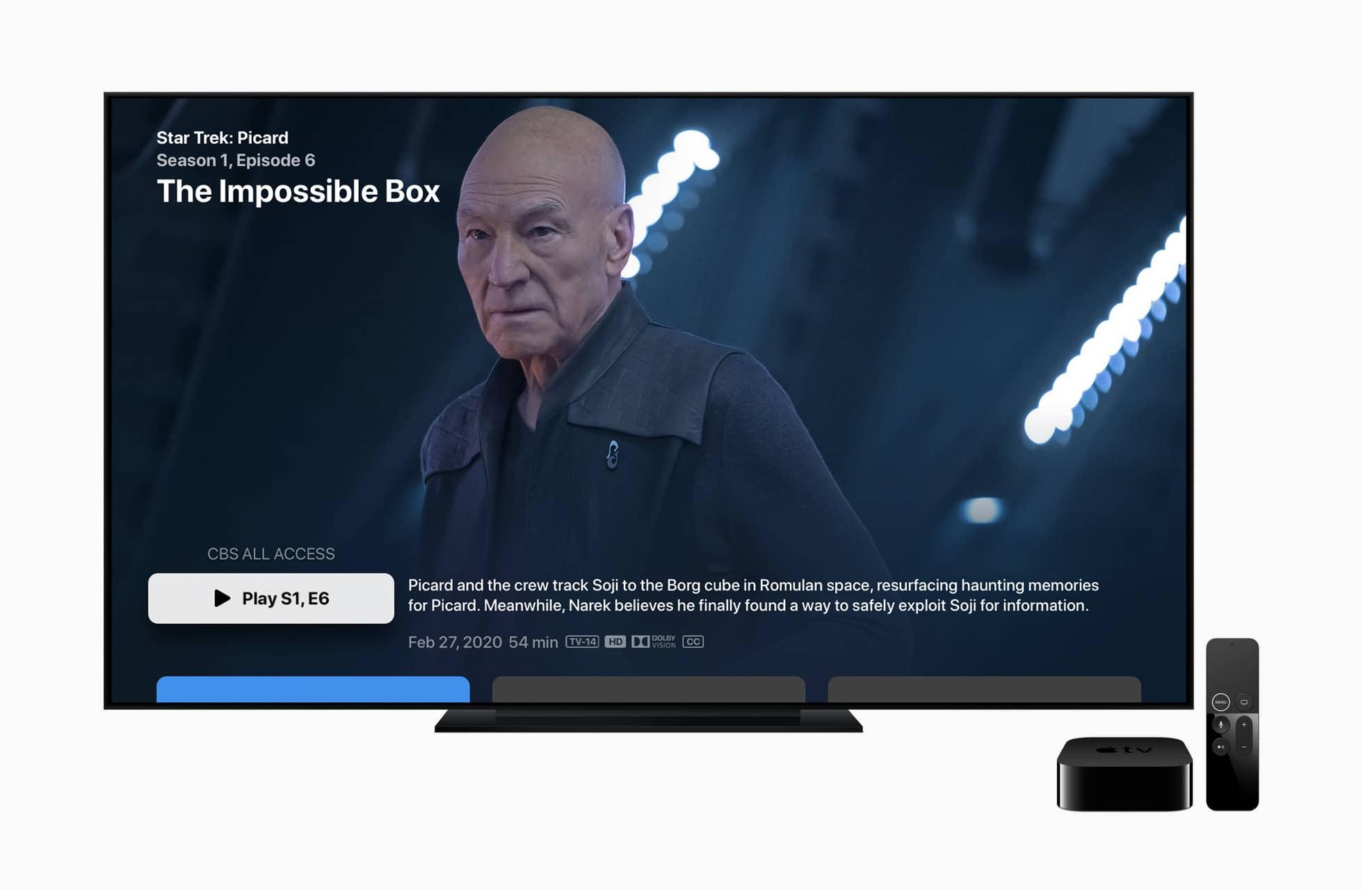 Apple apple tv offer cbs