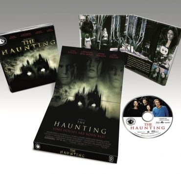 The Haunting Paramount Presents Bluray Artwork Cover