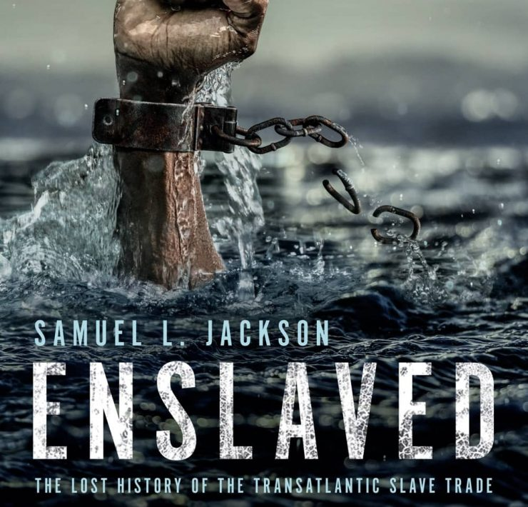 Enslaved Season 1 Poster Key Art