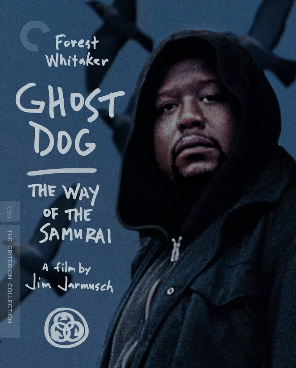 Ghost Dog The Way of the Samurai The Criterion Collection Blu-ray Cover