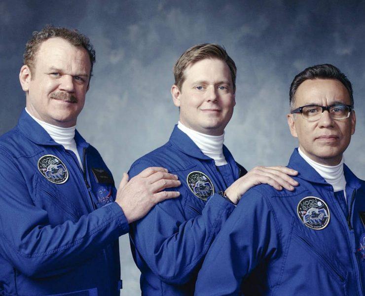 Moonbase 8 Cast Showtime