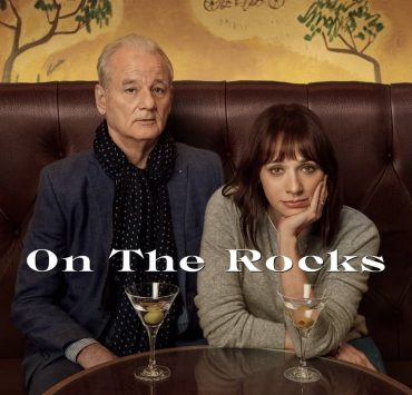 On The Rocks Movie Poster Bill Murray Rashida Jones