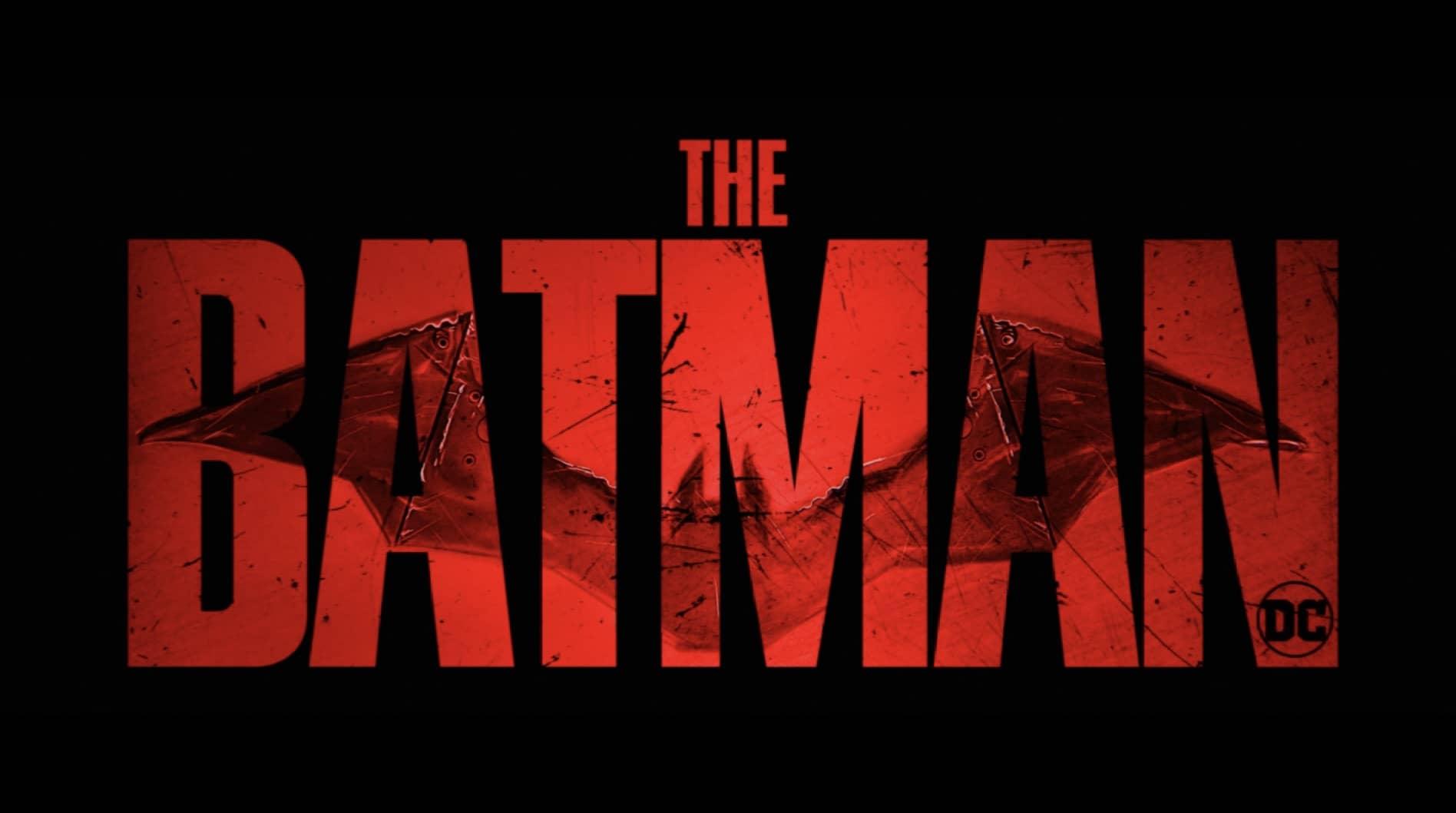 The Batman Logo 2021