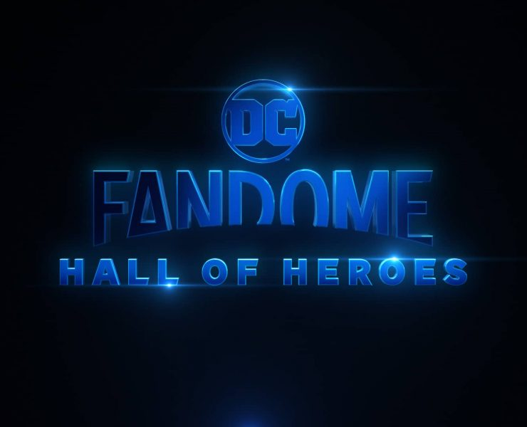 DC Fandome Hall Of Heroes Logo