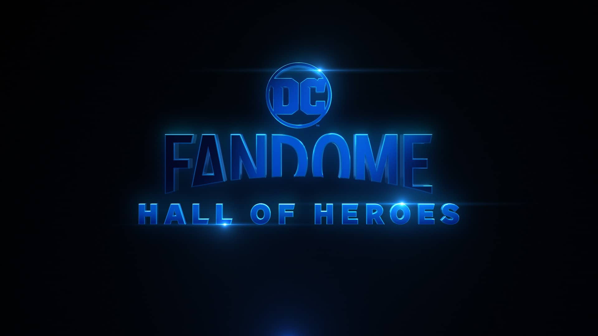 DC Fandome Hall Of Heroes Logo
