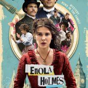 ENOLA HOLMES Poster Key Art