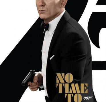 New Bond No Time To Die Poster Bond 25 Daniel Craig