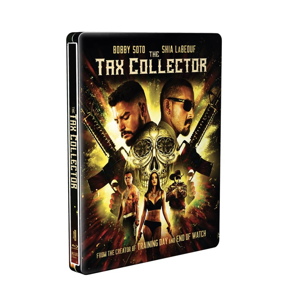 TAX COLLECTOR STEELBOOK G2 FRONT