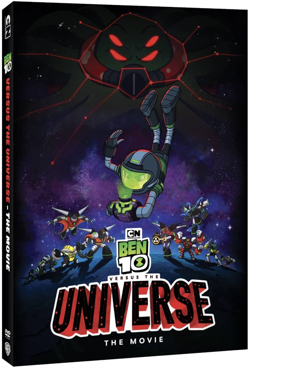 Ben10VSUniverse DVD SKEW 3D Final R