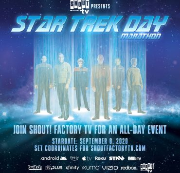 Star Trek Day Shout Factory TV