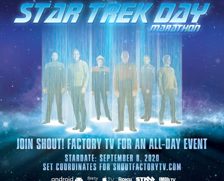 Star Trek Day Shout Factory TV