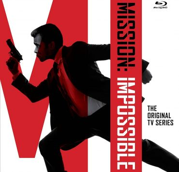 Mission Impossible Original Series Bluray
